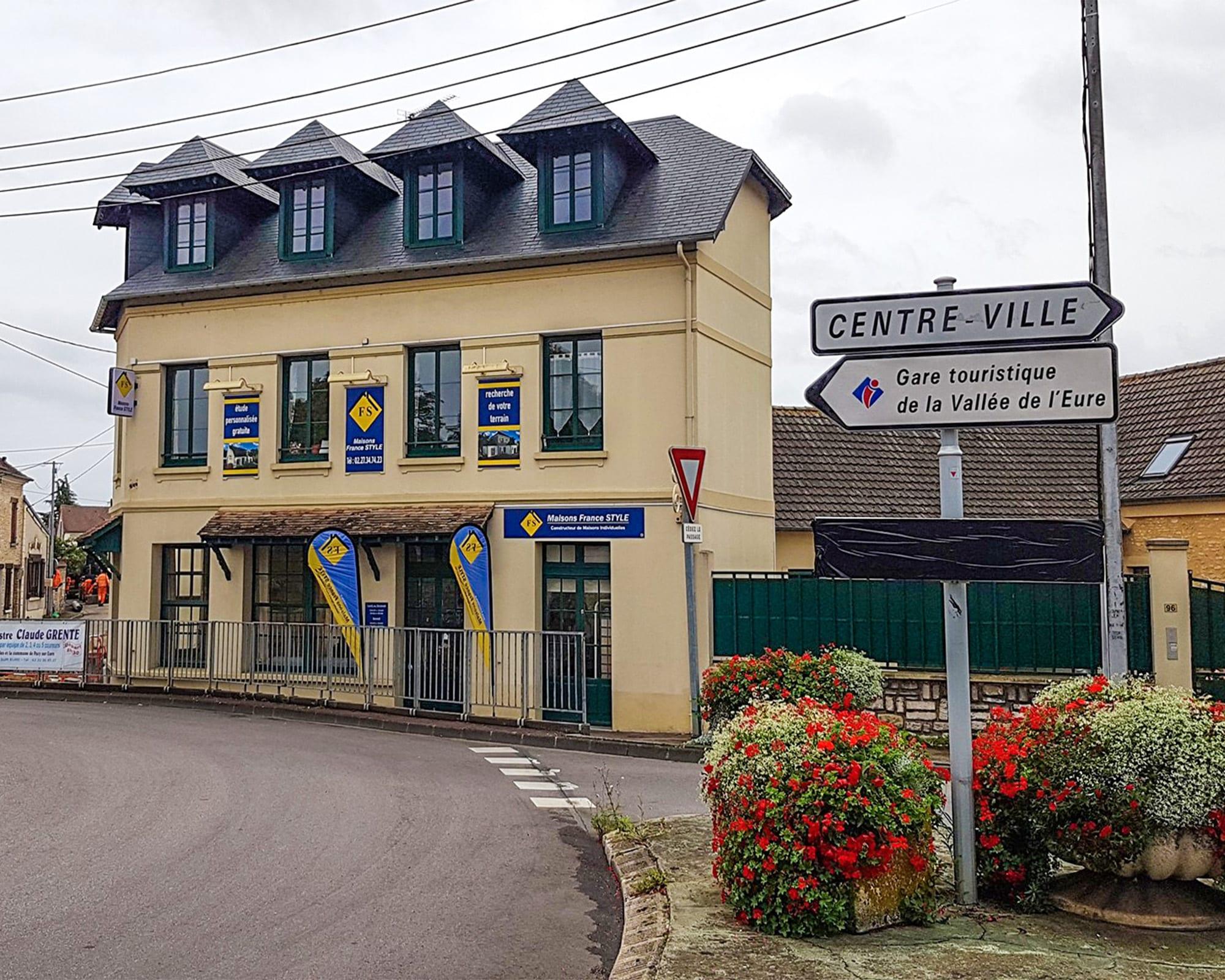Constructeur de maisons individuelles à Pacy-sur-Eure