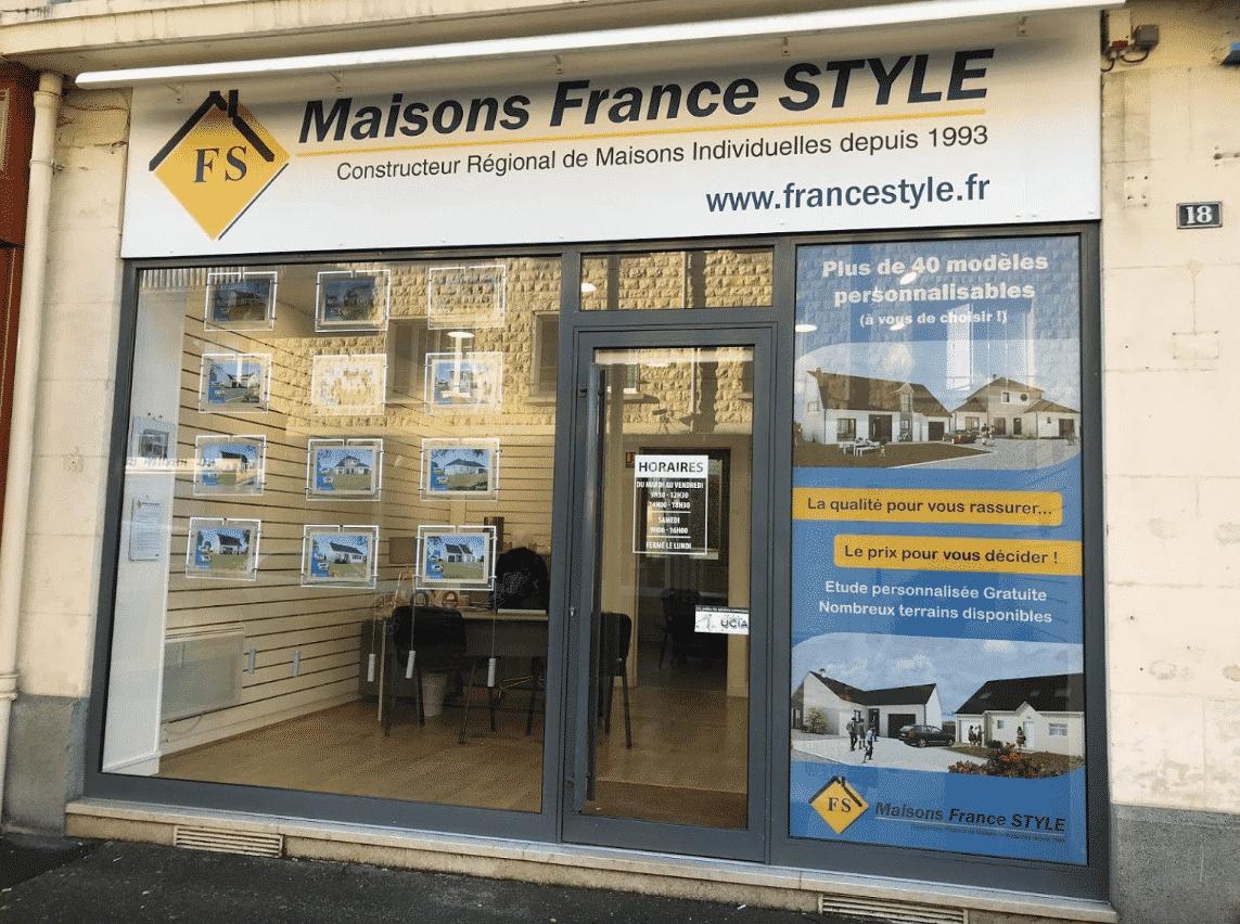 Constructeur de maisons individuelles à Falaise