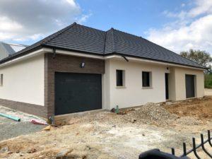 Maison garage Isneauville