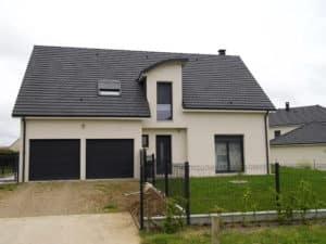 Maison contemporaine Isneauville
