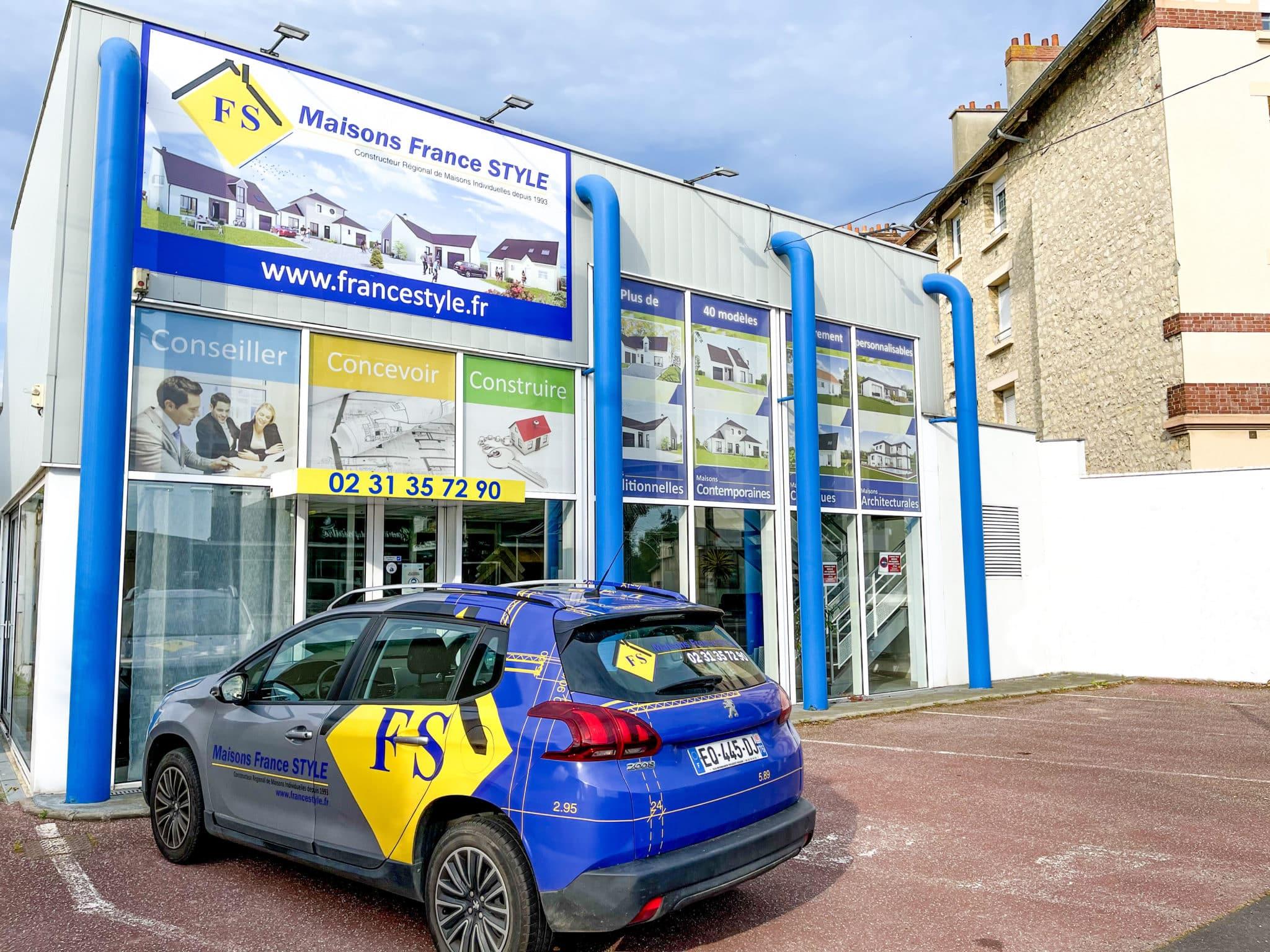 Constructeur de maisons individuelles à Caen