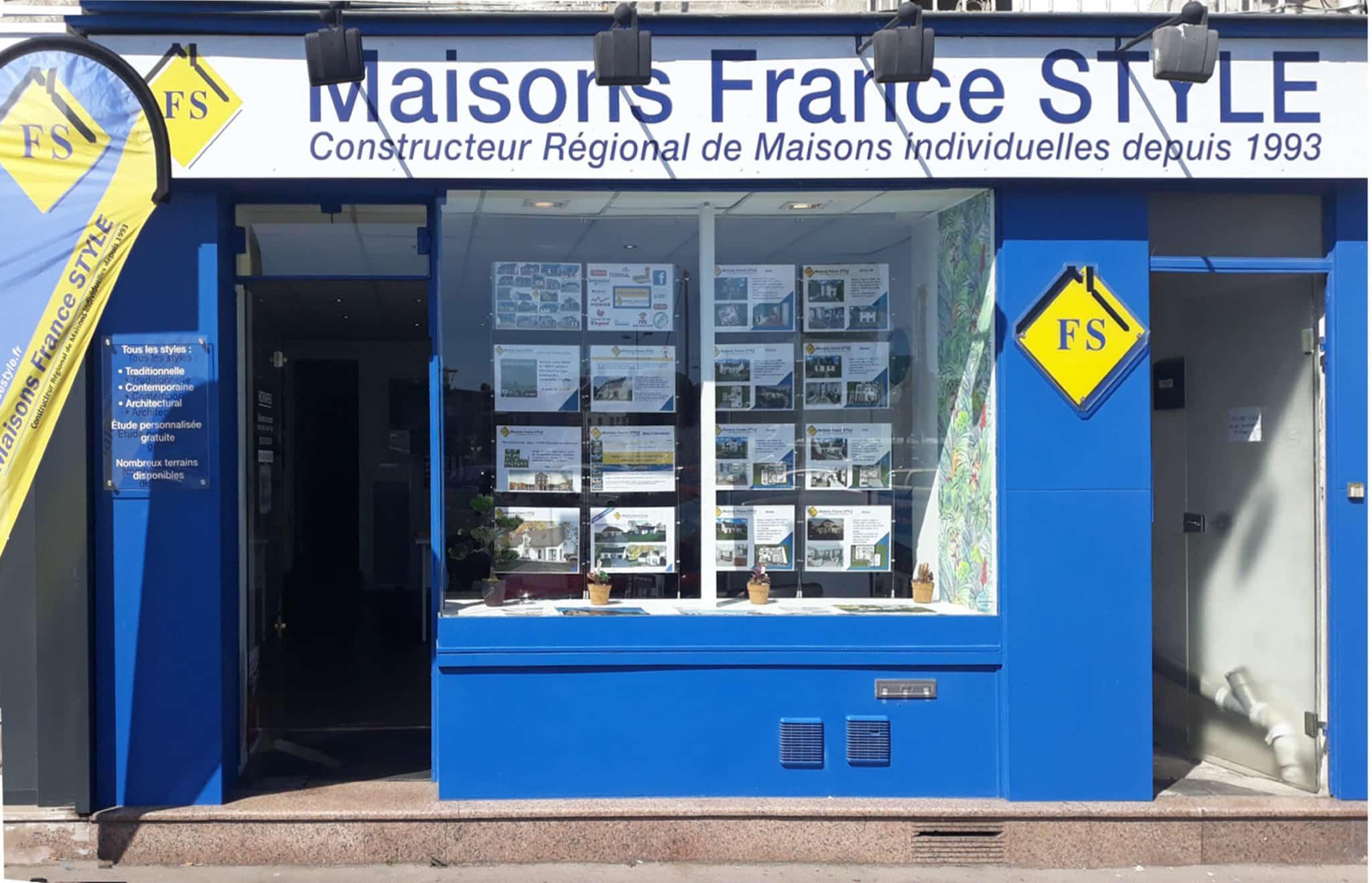 Constructeur de maisons individuelles à Dieppe