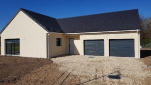 maison double garage